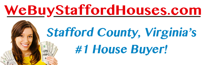 We Buy Stafford Virginia Houses